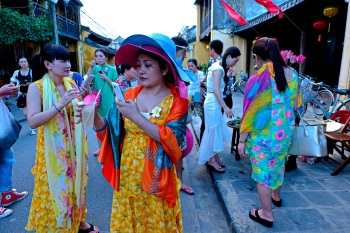 Chinese tourists - is this the future for Hoi An?